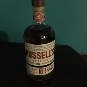 4. Russell's Reserve 10-Year-Old