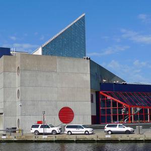 National Aquarium (Distance from Pimlico: 7.3 miles, 14 minutes)