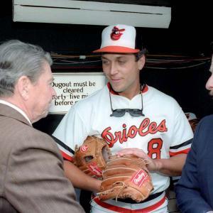6. Cal Ripken's 2,632 consecutive games played in MLB