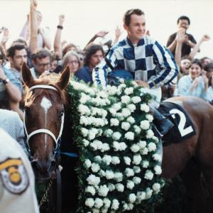 1. Secretariat's record times in all three Triple Crown races
