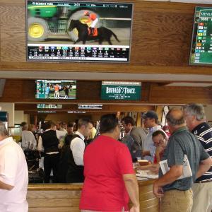 4. Mezzanine Bar and Sports Bar