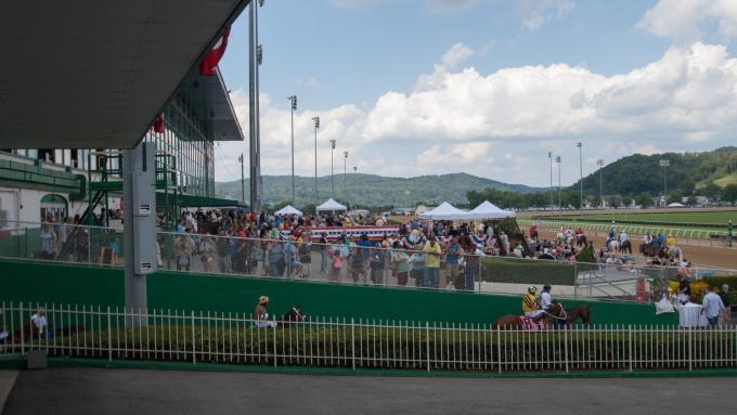 Mountaineer Race Track