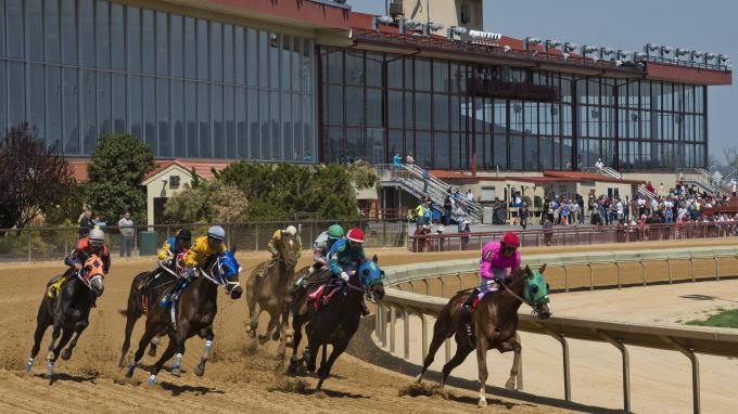 Charles town races & slots