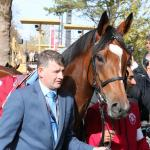 Enable Earns Second Cartier Horse of the Year Title