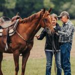 Thoroughbred Makeover Diary: Putting It All Together!