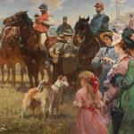 Sunday's Sporting Art Auction Captures Horse Beauty and History