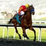 Baffert Strikes in El Camino Real Derby With Azul Coast