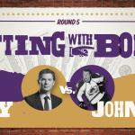 Betting with Bobby: Flay Battles Pro Hockey Player Erik Johnson