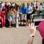 SLIDESHOW: Triple Crown-Worthy Style at Belmont Stakes