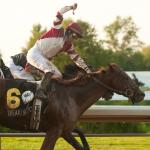 Durkin Fulfills Ambition With Pegasus Hope Breaking Lucky