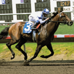 Del Mar History: Candy Ride's Unequaled Standard