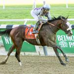 Sackatoga Stables's Tiz the Law Dominant in Champagne on Busy Day at Belmont