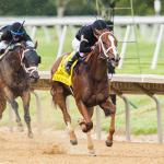 I'm a Chatterbox Victorious in Controversial Delaware Handicap