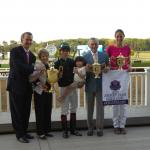 The Main Track: Emotional Jockey Club Gold Cup for Diversify Team