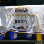 'A Good, Long Journey' for Justify