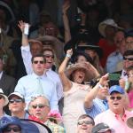 Sensational Scores: Monumental Winnings at Belmont Park