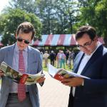 Dan's Double: Intriguing Duo at Saratoga