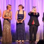 Voss, Evers Among 2020 Media Eclipse Award Winners