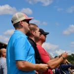 Asmussen Trio Key to Competitive Remington Springboard Mile
