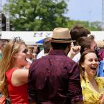 SLIDESHOW: Picture-Perfect Belmont Stakes Day