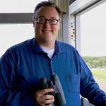 Track Announcer Jason Beem Making the Most of New Career Opportunities