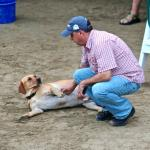 Trainers' Best Friends: The Racetrack Dogs
