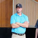Former Marine Jeff Hiles Pursues Horse Racing Dream