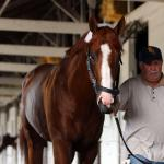 Justify to Parade at Churchill Downs This Saturday