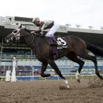 Front-Running Mighty Heart Romps at 13-1 Odds in Queen's Plate