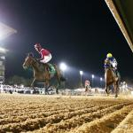 Mishriff Pulls Upset in Saudi Cup After Wearing Down Charlatan Late
