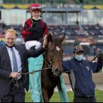 Mutamakina Shines in E.P. Taylor to Lead a One-Two Finish for Trainer Clement