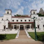 A Tour of Hot Springs' Iconic Bathhouse Row