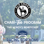 Chari-TEE of the Month for February by Old Smoke Clothing Co.