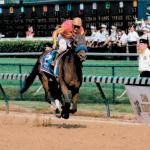 Real Quiet: A Nose From Triple Crown Glory