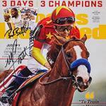 Justify, American Pharoah Items Headline Sporting Art Auction