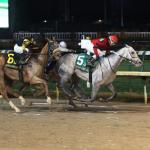 Silver Prospector Strikes in Kentucky Jockey Club Stakes