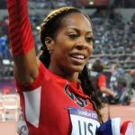 Four-Time Olympic Gold Medalist Sanya Richards-Ross Joins NBC Sports' Kentucky Derby Coverage