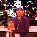 34-Year-Old Scott Coles Becomes Youngest NHC Champion