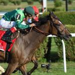 Rising Star Sistercharlie Strikes in Diana Stakes Thriller