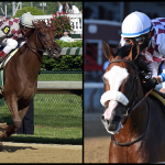 Tale of the Tape: Funny Cide vs. Tiz the Law