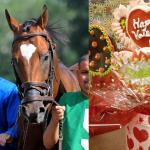Racehorse Names Perfect for Valentine's Day