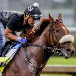 Hernandez, Monge Relish Derby Ride With One-Eyed Finnick the Fierce