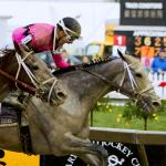 Powerful Rally Propels Actress to Black-Eyed Susan Stakes Victory