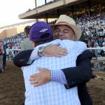 Big Breeders' Cup Saturday for Miller on Day of Upsets