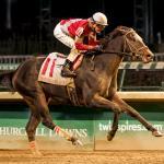 McCraken Impressive in Kentucky Jockey Club Stakes