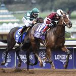 Using Breeders' Cup Favorites Record at Santa Anita as Guide to Win Bets