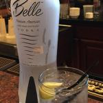 Belle Vodka's Victory Drink of the Month for October: Classic Belle