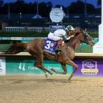 Blue Prize Wins Fleur de Lis to Earn Breeders' Cup Berth