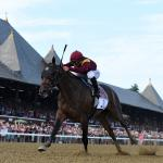 Catholic Boy Powers to a Dominant Travers Stakes Win