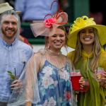 SLIDESHOW: Fashion Shines Through the Rain at Derby 144